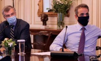 Μητσοτάκης: Έτοιμοι να εφαρμόσουμε επιπλέον μέτρα στην Αττική για τον περιορισμό του κορωνοϊού