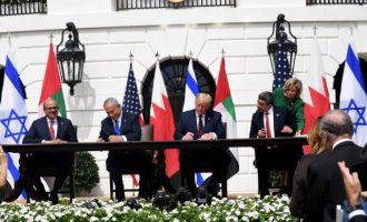 Ειρήνη μεταξύ Αράβων και Ισραήλ – Ντ. Τραμπ: «Ξημερώνει μια νέα Μέση Ανατολή»
