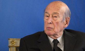 «Εφτάψυχος» ο 94χρονος Ζισκάρ Ντ Εστέν – Βγήκε από το νοσοκομείο