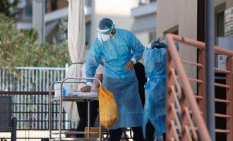Κορωνοϊός: Σε καραντίνα δέκα ημερών ο οίκος ευγηρίας στο Μαρούσι μετά τα 19 κρούσματα