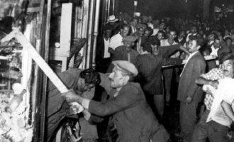 Σεπτεμβριανά 1955 : Το τουρκικό πογκρόμ που έσβησε τον ελληνισμό της Κωνσταντινούπολης
