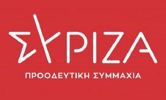 ΣΥΡΙΖΑ: Να μην κρυφτεί ο Μητσοτάκης στην Καρδίτσα – Να μιλήσει με αληθινούς εργαζόμενους