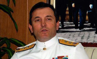 Τούρκος αντιναύαρχος προτείνει στρατιωτική επέμβαση στα ελληνικά νησιά