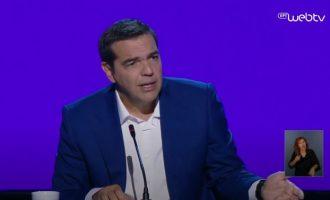 Αλέξης Τσίπρας: «Όχι στα θέματα γκρίζων ζωνών και αποστρατιωτικοποίησης νησιών»