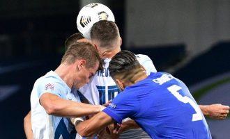 Nations League: Στο 0-0 έμειναν Σλοβενία και Ελλάδα