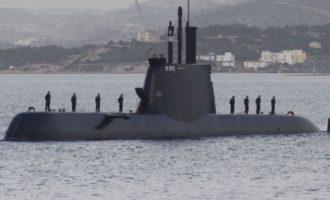 FAZ: Η Ελλάδα υπερέχει στα υποβρύχια της Τουρκίας
