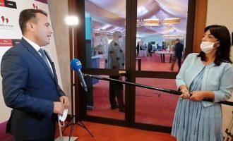Ζόραν Ζάεφ: Ο Κυρ. Μητσοτάκης έδωσε μάχες υπέρ της Βόρειας Μακεδονίας