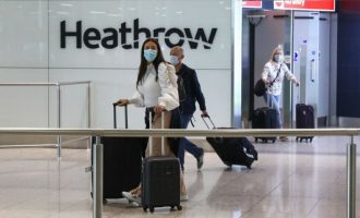 Το Heathrow δεν είναι πλέον το πιο πολυσύχναστο αεροδρόμιο της Ευρώπης