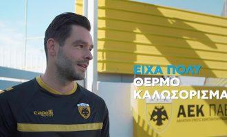 Σάκχοφ στον ΟΠΑΠ: Πρωτάθλημα και με την ΑΕΚ (βίντεο)