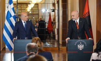 Η Ε.Ε. χαιρετίζει τη συμφωνία Ελλάδας-Αλβανίας για προσφυγή στη Χάγη για τις ΑΟΖ