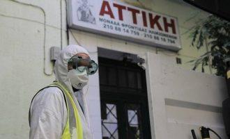 Εργαζόμενος που είχε παραιτηθεί έσπειρε τον κορωνοϊό στο γηροκομείο του Άγιου Παντελεήμονα