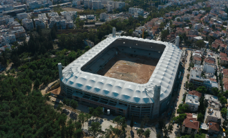 OPAP ARENA από ψηλά – Αποκλειστικά πλάνα από το νέο γήπεδο της ΑΕΚ (βίντεο)