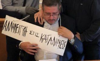 Ο ΣΥΡΙΖΑ καταδίκασε τον τραμπουκισμό του πρύτανη της ΑΣΟΕΕ