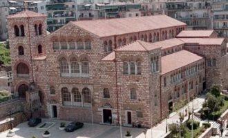 Δίχως επισήμους και με σεκιούριτι ο εορτασμός του Αγίου Δημητρίου στη Θεσσαλονίκη