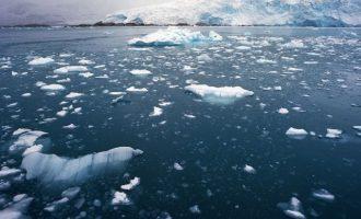 Ο Αρκτικός Ωκεανός έχει αργήσει να παγώσει περισσότερο από ποτέ – Αυτό δεν είναι καλό