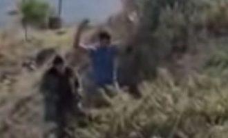Οι Αζέροι Τούρκοι εκτέλεσαν Αρμένιους αιχμαλώτους – Βίντεο σοκ της τουρκικής βαρβαρότητας