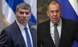 Ο Υπ. Εξωτερικών του Ισραήλ θα συναντηθεί και με τον Σεργκέι Λαβρόφ στην Ελλάδα