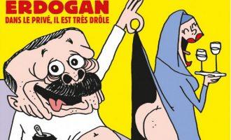 Ο Ερντογάν θέλει να βάλει φυλακή τους υπεύθυνους του Charlie Hebdo – Νομίζει ότι η Γαλλία είναι… ερντογανάτο