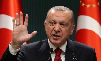 Ο Ερντογάν υποκινεί τις επιθέσεις τζιχαντιστών στη Γαλλία – Η Τουρκία είναι το πρόβλημα
