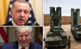 Γερουσιαστής Βαν Χόλλεν: Η Τουρκία ενεργοποίησε τους S-400