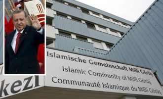 Στενές σχέσεις Ερντογάν με την τουρκική ομογενειακή ισλαμιστική οργάνωση Milli-Görus