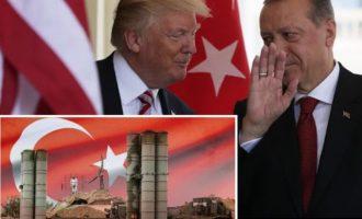 Οι Αμερικανοί επιβεβαίωσαν ότι ο Ερντογάν ενεργοποίησε τους S-400 – Εξαπάτησε τον Τραμπ