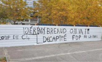 Απειλούν Γάλλο δήμαρχο: Τζερεμί Μπροντ θα σε αποκεφαλίσουμε