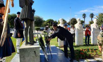 Χρ. Γιαννούλης: Παραλήρημα πατριδοκαπηλίας την Ημέρα Μνήμης του Μακεδονικού Αγώνα