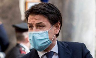 Κόντε: Κρίσιμη η κατάσταση στην Ιταλία – Σκέψεις για νέο lockdown