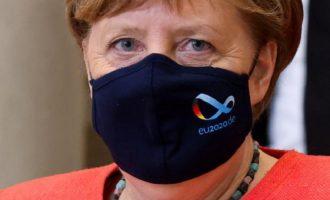 Γερμανία: Παράταση περιορισμών ανακοίνωσε η Μέρκελ – «Απέχουμε πολύ από τον στόχο»