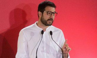 Ηλιόπουλος: Ο Πέτσας παραδέχθηκε ότι έστησαν παράλληλο «υποσύστημα» καταγραφής κρουσμάτων