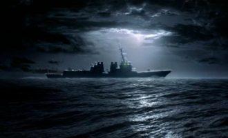 Ο Ελληνικός Στόλος πήρε θέσεις και περιμένει μέσα στη νύχτα το «Oruc Reis»