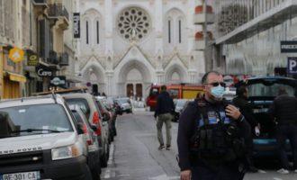 Θράσος! Η τζιχαντιστική Τουρκία καταδικάζει την επίθεση στη Νίκαια