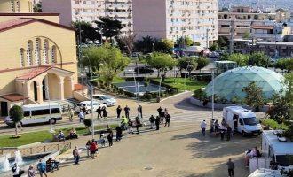 31 κρούσματα κορωνοϊού στο Περιστέρι – Μέση ηλικία τα 35 έτη
