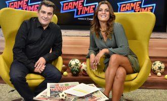 Ο Μανώλης Σφακάκης στο ΟΠΑΠ GAME Time: «Αν σκοράρει ο Παναθηναϊκός θα κερδίσει στη Λαμία» (βίντεο)