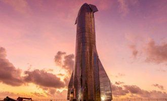 Ο Έλον Μασκ θέλει να στείλει διαστημόπλοιο στον Άρη το 2024