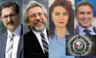 Ο Ερντογάν απειλεί Τούρκους αυτοεξόριστους σε ευρωπαϊκές χώρες – Τέσσερις στόχοι της MİT