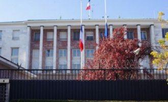 Αποχωρεί σήμερα 25/10 από την Τουρκία ο Γάλλος πρέσβης – Οργή κατά Ερντογάν