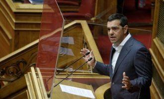 Τσίπρας: Περήφανοι Μακεδονομάχοι η μόνη σας ενόχληση είναι αν τουρκικά πλοία επιχειρήσουν έρευνα κάτω από τα 6 μίλια;