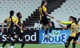 Μεγάλη πρόκριση της ΑΕΚ στους ομίλους του Europa League 2-1 τη Βόλφσμπουργκ