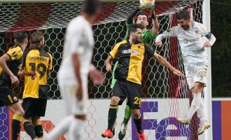 Europa League: Κακό «ποδαρικό» για την ΑΕΚ έχασε 3-0 από τη Μπράγκα