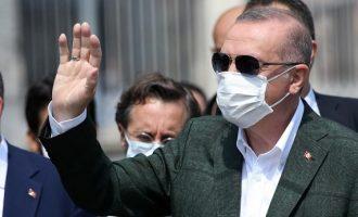 Ο Ερντογάν ανακοίνωσε εμβόλιο κατά του κορωνοϊού