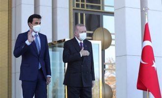 To Κατάρ βάζει πλάτη στον Ερντογάν – Αγοράζει το 10% του Χρηματιστηρίου Κωνσταντινούπολης