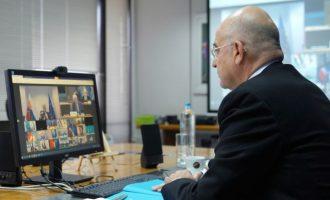 Νίκος Δένδιας: Δεν φαίνεται να υπάρχει περιθώριο για «θετικό διάλογο με την Τουρκία»
