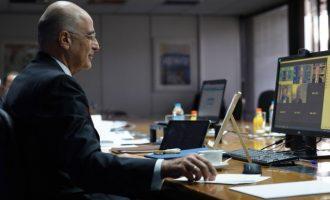 Νίκος Δένδιας: Η Τουρκία προωθεί φιλοδοξίες κυριαρχίας νεο-οθωμανικής ατζέντας