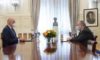 Κατρούγκαλος: Θετική εξέλιξη η αναβάθμιση της σχέσης μας με τα Εμιράτα – Ποιες οι κόκκινες γραμμές απέναντι στην Τουρκία;