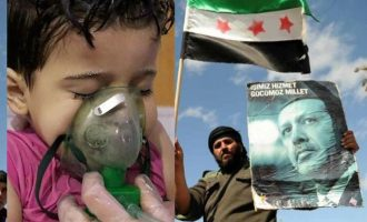 Πάνε να «ξεπλύνουν» στη γερμανική Δικαιοσύνη τον Ερντογάν για τις επιθέσεις με αέριο σαρίν στη Συρία