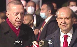 ΗΠΑ και Ρωσία κατά Τουρκίας μετά το «σόου» Ερντογάν στην Αμμόχωστο