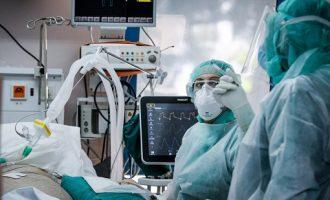 Κορωνοϊός: Προβλήματα στους πνεύμονες ακόμη και ένα χρόνο μετά τη νοσηλεία