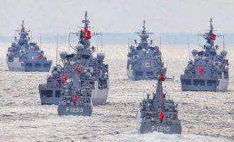 Χουλουσί Ακάρ: «60 πλοία μας είναι σε κατάσταση ετοιμότητας»